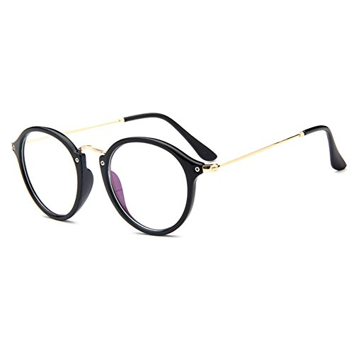 Hibote Clear Lens Gläser Frame Wayfarer Gläser