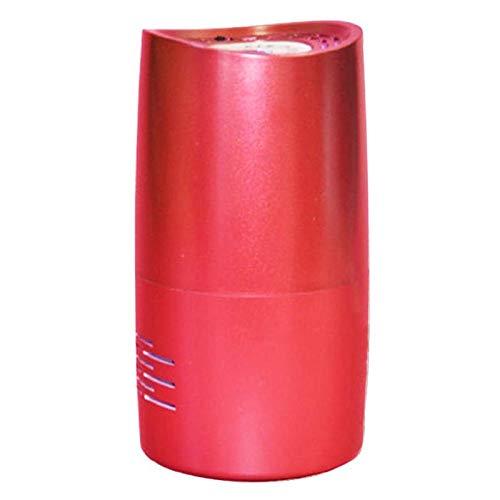 NPNPNP Autoluftreiniger Auto Luftreiniger Luftreiniger Mini Auto Car Fresh Air Anion Ionic Purifier Oxygen Bar Ozone Ionizer Cleaner Fresher rot