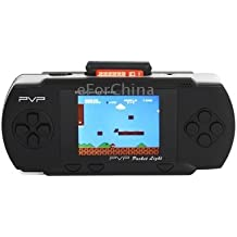 "Balaji Trading High Quality Handheld PVP Station Consol Game Inbuilt, 2.7"" LCD Display, Multi- Languages/Camera, Red Games For Kids/Boys/Girls [video Game]"