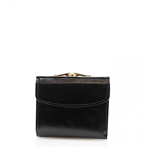 LeahWard® Damen Geldbörsen Brieftasche Für Sie Tier Drucken Kupplung Geldbörsen Münze Tasche (CAMEL Mini Brieftasche Schreiben Sie die erste Bewertung zu diesem Produkt) Schwarz Mini Brieftasche Schreiben Sie die erste Bewertung zu diesem Produkt