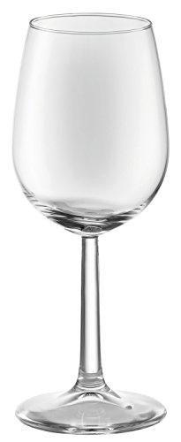 Roséweinglas Bouquet mit Füllstrich, 0.45l, 20cm (H), transparent, Glas bei 0,25 l Füllstrich 6...