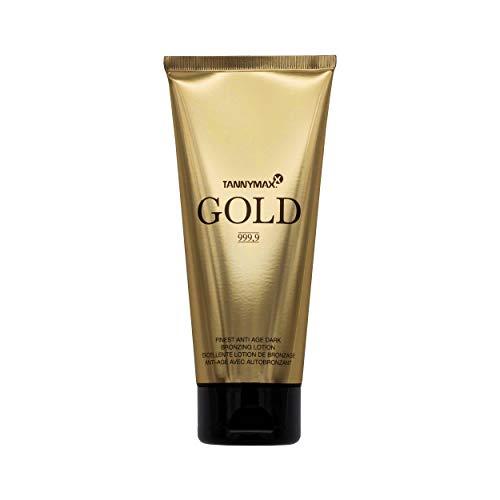 Tannymaxx Gold Finest Anti Age Dark Bronzing Lotion -