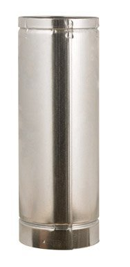 Type B Round Gas Vent Pipe by Selkirk (Pipe B-vent)
