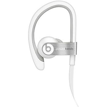 Beats by Dr. Dre Powerbeats 2 In-Ear Kopfhörer weiß (Zertifiziert und Generalüberholt)