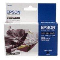 Epson C13T05994010 - INK CART LIGHT LIGHT BLACK - F/ STYLUS PHOTO R2400 -