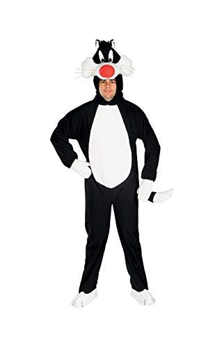 r Comic Kostüm der Looney Tunes Figur ()