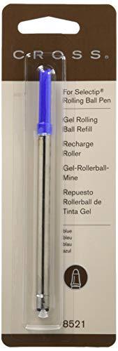Cross 8523 Rollerball Mine (Gel-Tinte, dokumentenecht) blau - Usa Century Cross