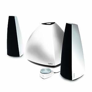 Edifier Prisma 2.1 Speaker System (2x9W + 32W) - Glossy White
