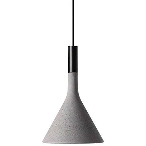 Foscarini – Lámpara de techo Foscarini Aplomb LED – Gris