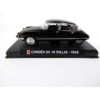 Unbekannt Citroen DS 19 Pallas von 1966 1/43 Test Autoplus Collection