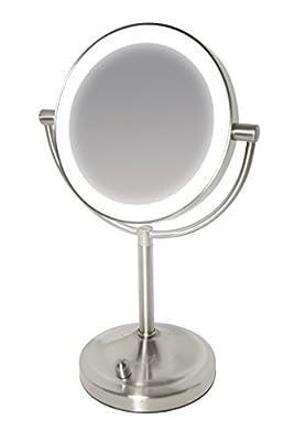 HoMedics Illuminated Mirror - low-cost UK light store.