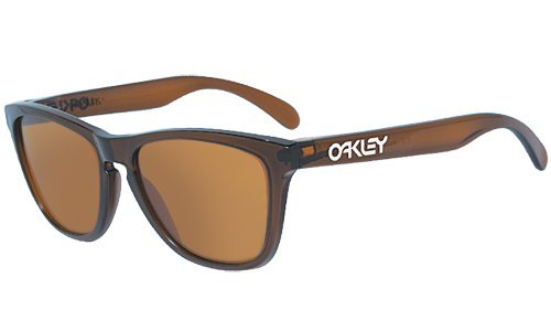 Sonnenbrille Frogskin Rootbeer / Bronze