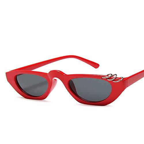Sonnenbrille | Bunt | Schwimmen | Reiten | Klassischer Designer | rot