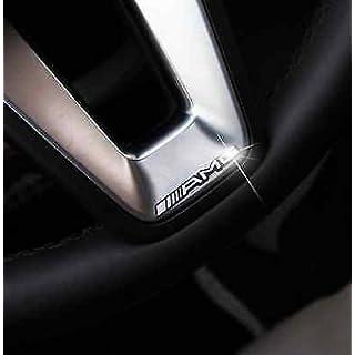 AMG Logo-Plakette 3D, glänzend, für Innenraum Mercedes Benz