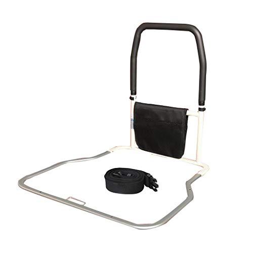 QLL Rutschfeste Schienen Sicherheitsbett Haltegriff for Kindergeländer Kleinkinder Etagenbett Barriere Kinder Erwachsene Handicap Nachtzaunbooster (Size : 60x58x60cm) -