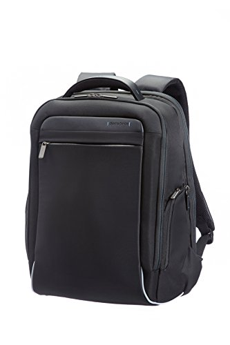 "Samsonite Spectrolite Laptop Backpack 16"" Exp Trolleys para portátiles, 47 cm, 30 L, Negro (Negro)"