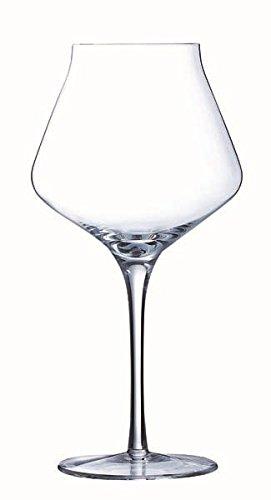 Chef & Sommelier Reveal´Up Intense verre à vin 450ml, sans repère de remplissage, 6 Verres