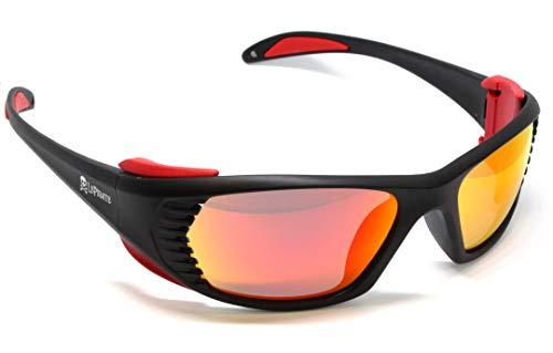 LePirate Mirror Wall Sport-Sonnenbrillen polarisiert