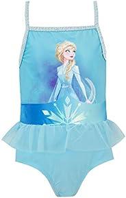 Disney Bañador para Niña Frozen El Reino del Hielo