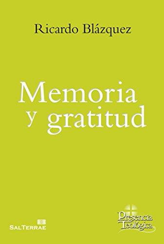 Memoria y gratitud por Juan Carlos Scannone