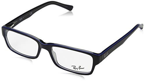 Ray-Ban Herren 0rx 5169 5815 52 Brillengestelle, Blau (Trasp Grey On Top Blue)