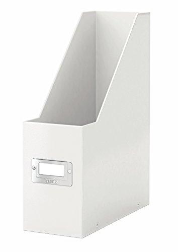 Leitz, Stehsammler, Weiß, A4, Click & Store, 60470001