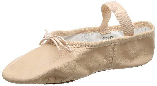 Bloch S0209 Rosa Arise Leder Ballettschuh EU 32 C UK 13 C