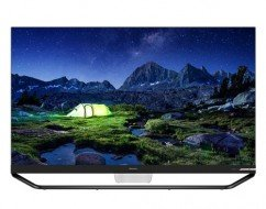 """Hisense H65U9A - Smart TV de 65"""" (ULED 4K Ultra HD Premium, Quantum Dot, HDR Supreme 2.500 nits, VIDAA U, Sonido JBL) Color Negro"""
