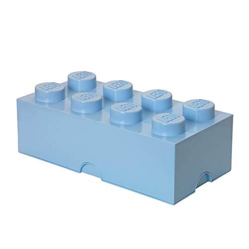 Lego -Brick Lego 8-Blu chiaro