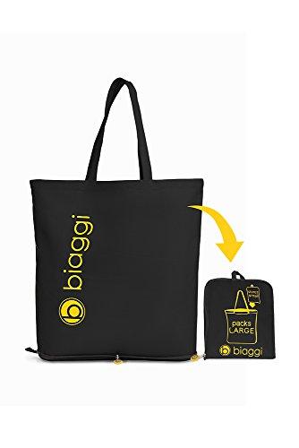 Biaggi Luggage Paksak Packable Shopper