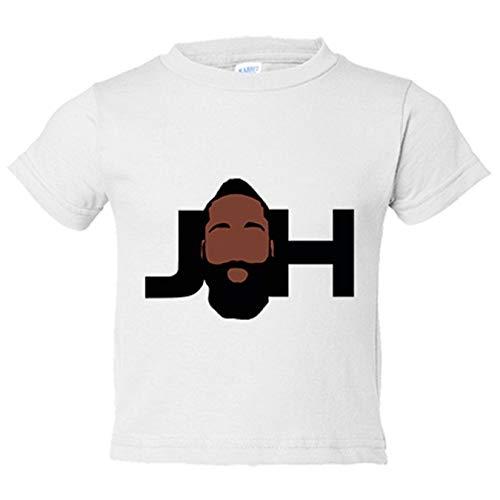 Camiseta niño James Harden La Barba MVP de baloncesto - Blanco, 12-14 años