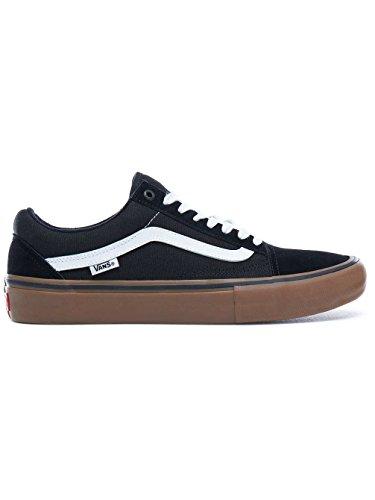 Vans Old Skool Pro black/white/medium gum