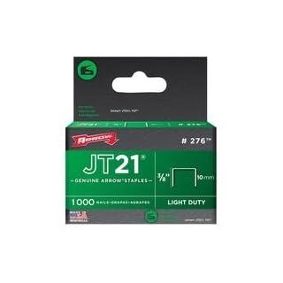 10MM JT21/JT27 STAPLES (PK 1000) BPSCA 276 - FN02884 By ARROW FASTENER