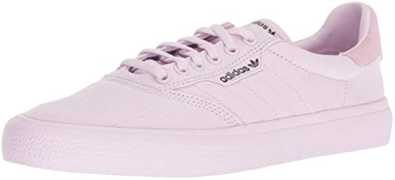 adidas Originals 3MC 7.5 Skate Shoe aero Pink/Black, 7.5 3MC M US 9cef39