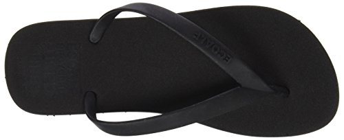 ECOALF  Flip Flop, Tongs mixte adulte Noir (Black)
