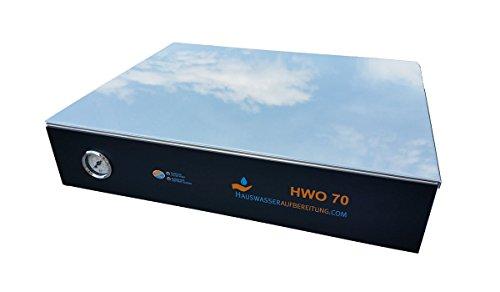 Umkehrosmoseanlage HWO 70M (Untertisch) Reverse Osmosis System Leitungswasser in ein reines-mineralisiertes-basisches Aktivwasser verwandeln. Für Haushalt und Gastronomie. TÜV Austria Typengeprüft. -