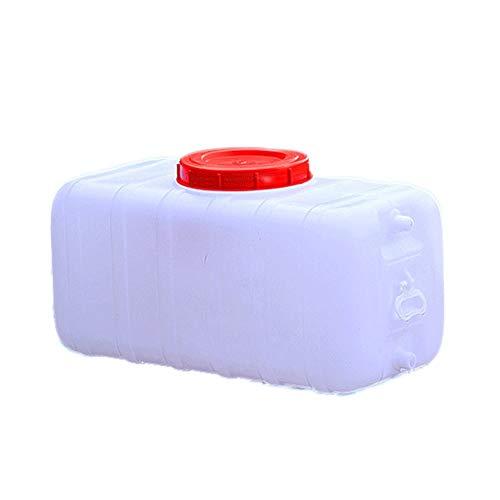 Dore Home Domestico Strutture Esterne del Coestibile Plastic Bucket Grande Rettangolare Orizzontale Serbatoio Car Wash Benna con 1 Valvola