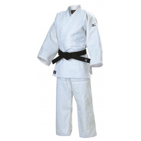 Mizuno, kimono per judo shiai gi 900g, bianco