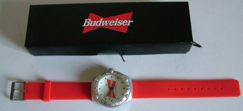 budweiser-wrist-watch
