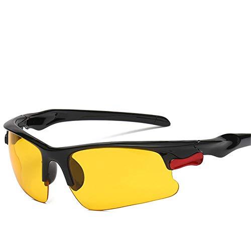 Outdoor-Reitbrille Herren- und Damenfahrradbrille UV400 geeignet zum Angeln, Laufen, Fahren, Golfen @ 1