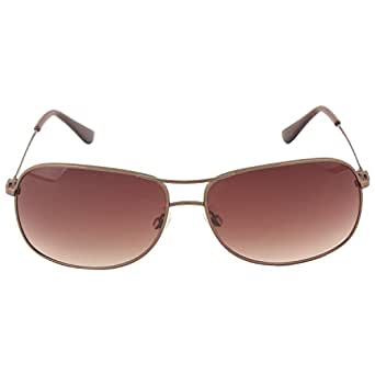 United Colors of Benetton Aviator Sunglasses (Brown) (BE-795-I2)