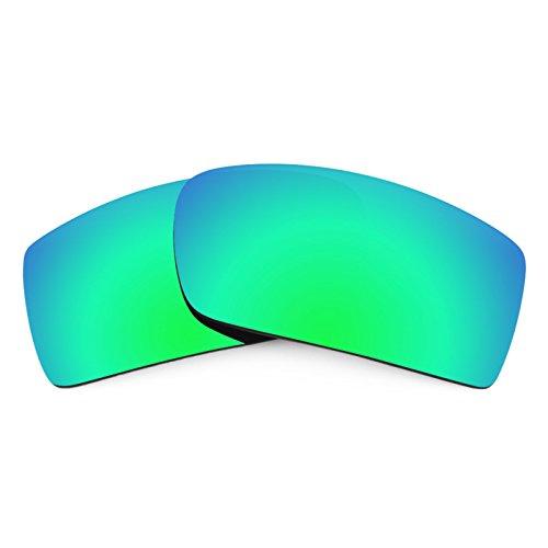 Preisvergleich Produktbild Revant Polarisiert Ersatzlinsen für Oakley Canteen (2014) Elite Rogue Grün MirrorShield®