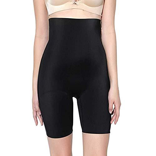 MOVWIN Cintura Alta Panty Adelgazante Control Levanta Gluteos de Invisible Adelgazar Barriga Bragas Vientre Plano Moldeadores para Faja Reductora Mujer