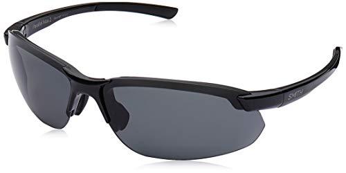 Smith Optics Unisex-Erwachsene Parallel Max 2 Sonnenbrille, Mehrfarbig (Black), 71 (Sonnenbrille Für Damen Von Smith Optics)