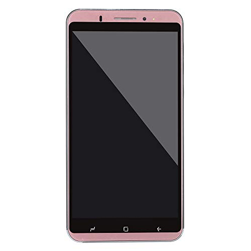 Oasics Smartphone 6,0 Zoll Doppel-HDCamera Smartphone Android IPS-Full-Bildschirm GSM/WCDMA 8 GB Touchscreen WiFi Bluetooth GPS 3G Anruf-Handy (Rose Gold)