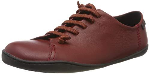 Camper Peu, Zapatillas para Hombre, Rojo Dark Red 600, 40 EU