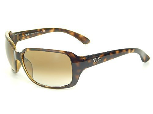 Ray Ban RB4068 710/51 Tortoise/Crystal Brown Gradient 60mm Sunglasses