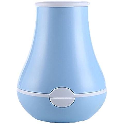 Ultrasuoni fredda foschia 240ML umidificatore con diffusore - Tranquillo, Spegnimento automatico, lungo per l'ufficio / sala yoga / bagno / camera da letto Xagoo (stile 2)