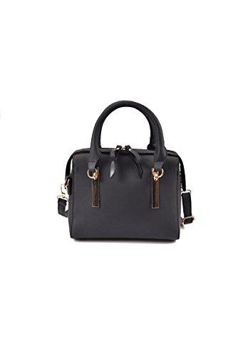 ZPFME Frauen Umhängetaschen Herbst Und Winter Umhängetasche Retro Handtaschen Black