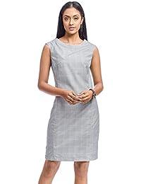 Ombré Lane Women's Body Con Knee-Long Dress